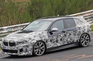 Рассекречен интерьер BMW 1-Series нового поколения