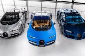 Bugatti готов к выпуску купеобразного кроссовера