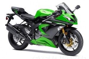Мотоцикл Kawasaki Ninja будет электрическим