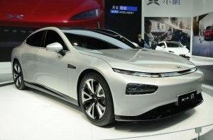 Китайский Xpeng обещает электромобиль с 600 километрами пробега уже в 2020 году