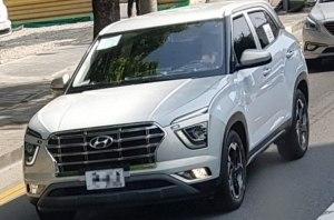 Hyundai Creta 2020 модельного года опять попалась фотошпионам