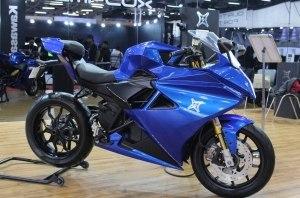 Первый электрический мотоцикл Emflux не будет превышать $9000