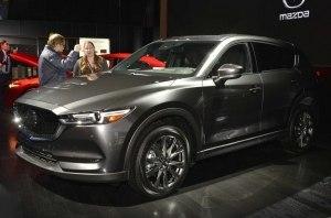 Новая Mazda CX-5 получила модификацию с дизельным двигателем