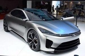 Enovate ME-S: еще один конкурент Tesla в стиле Porsche
