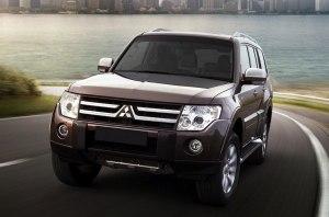 Mitsubishi принял решение снять с производства легендарный внедорожник Pajero