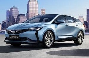 Buick представил свой первый полностью электрический универсал Velite 6