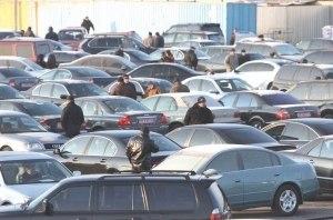 Импорт б/у авто в Украине вырос до фантастических размеров