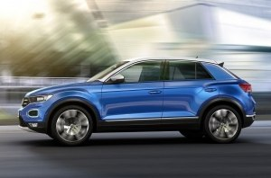 Volkswagen T-Roc назвали самым продаваемым SUV в Европе