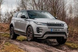 Range Rover Evoque: первый премиальный внедорожник соответствующий экологическим стандартам RDE2