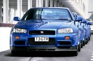 Nissan возобновил производство компонентов двигателя для Skyline GT-R