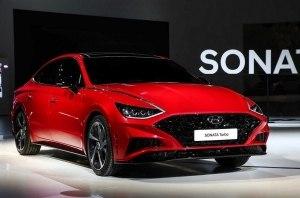 Hyundai представил седан Sonata в версии Turbo