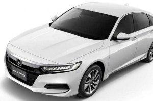 Компания Honda показала седан Accord десятого поколения