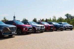 Самые популярные автомобили в Украине в 2019 году