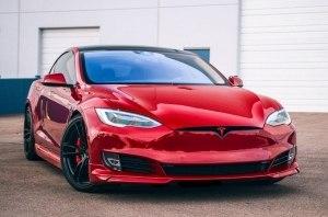 Tesla Model S стал самым продаваемы б/у авто в США