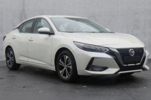 «Живые» фото нового бюджетного Nissan Sylphy