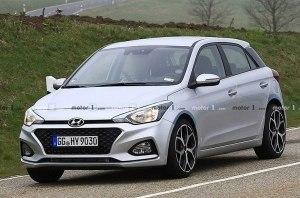 Hyundai приступил к тестам спортивного хэтчбека i20