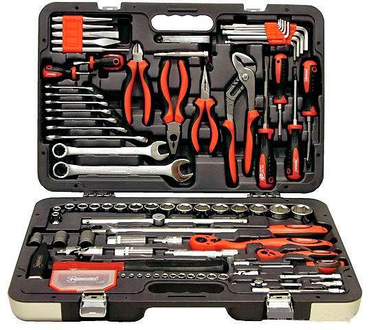 Инструменты для ремонта и обслуживания Ford